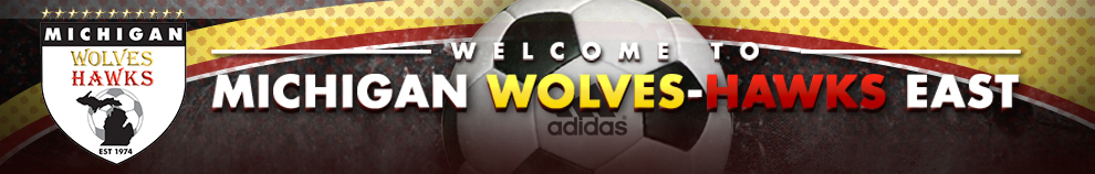 Michigan Wolves Hawks East Soccer Club